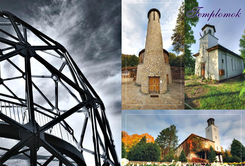 Balatonboglári templomok